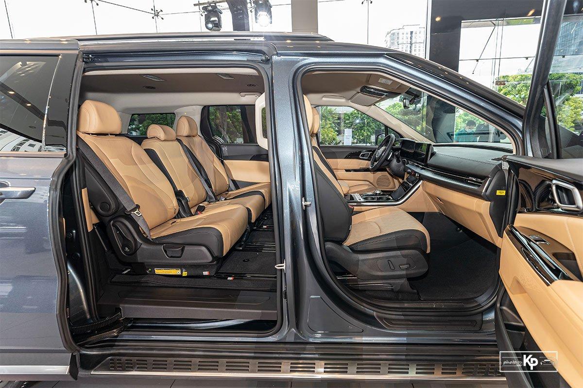 Kia Carnival 2022 ra mắt, lấy công nghệ làm lợi thế cạnh tranh phân khúc SUV đô thị a101