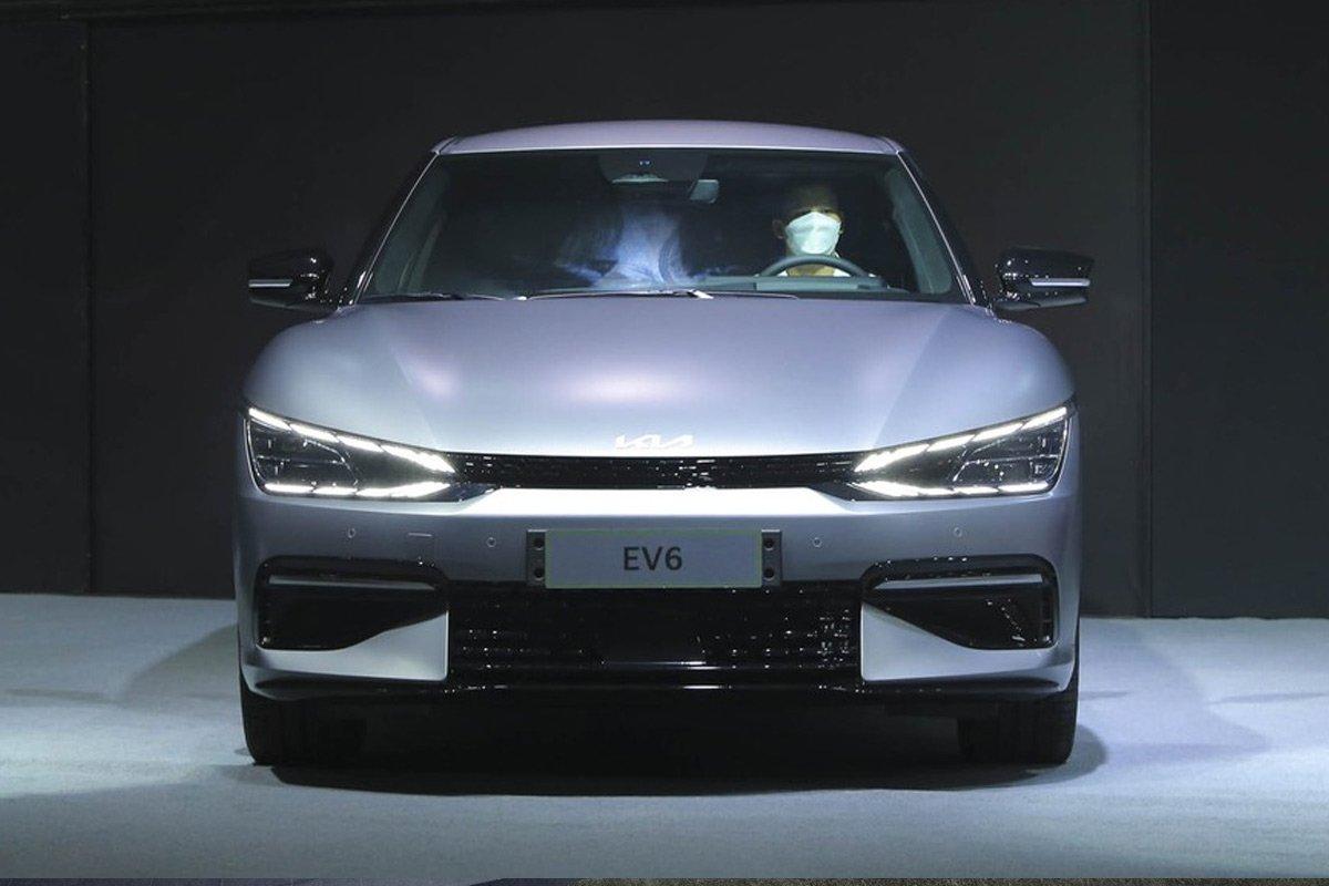 Kia EV6 sẽ là đối thủ cạnh tranh cùng xe điện VinFast.
