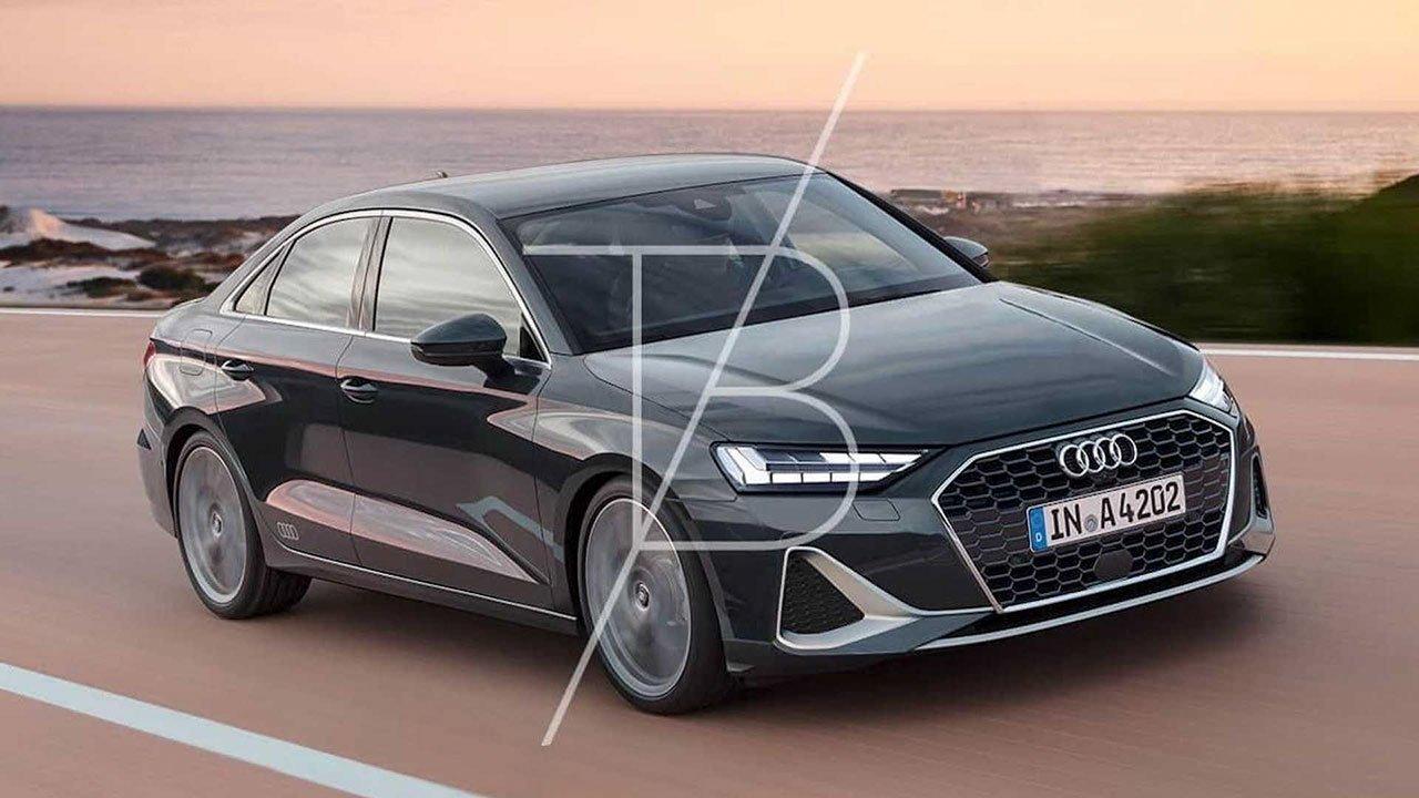 Audi A4 2023 sẽ sử dụng động cơ thế hệ mới.