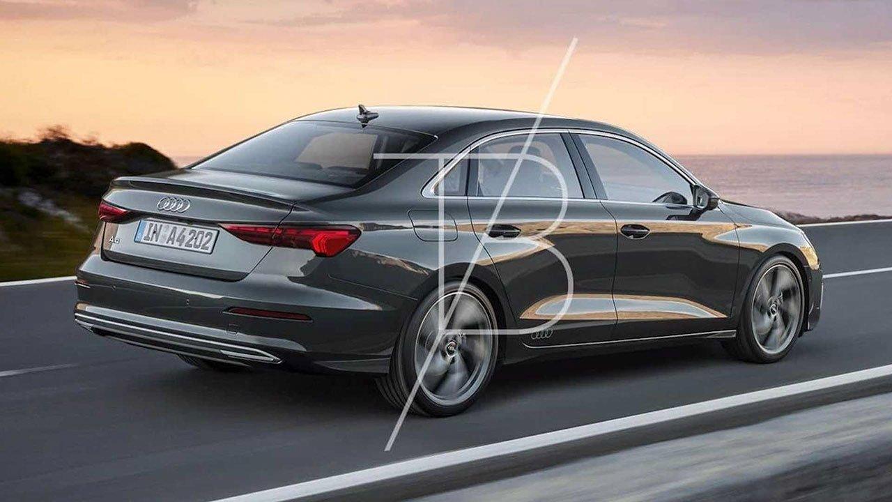 Audi A4 2023 sẽ sử dụng động cơ thế hệ mới 1.