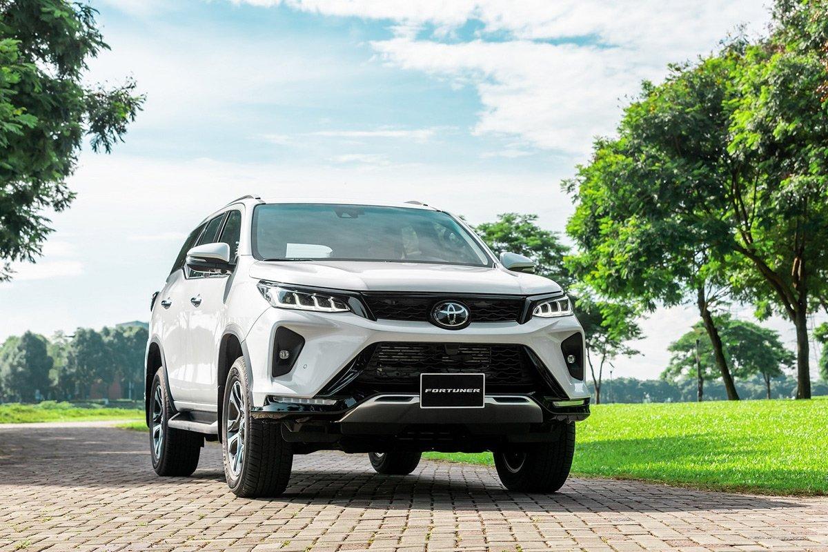 Toyota cũng đang triển khai chương trình ưu đãi Fortuner trong tháng 10.