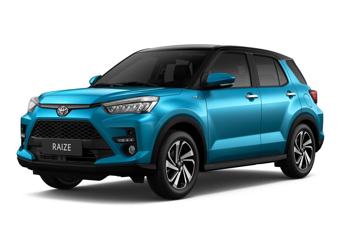 Toyota Raize sẽ sớm ra mắt thị trường Việt trong thời gian tới.