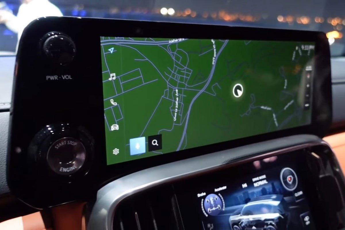 Ảnh thực tế Lexus LX600 2022 Thay đổi xứng tầm, sẽ về Việt Nam trong năm tới a7