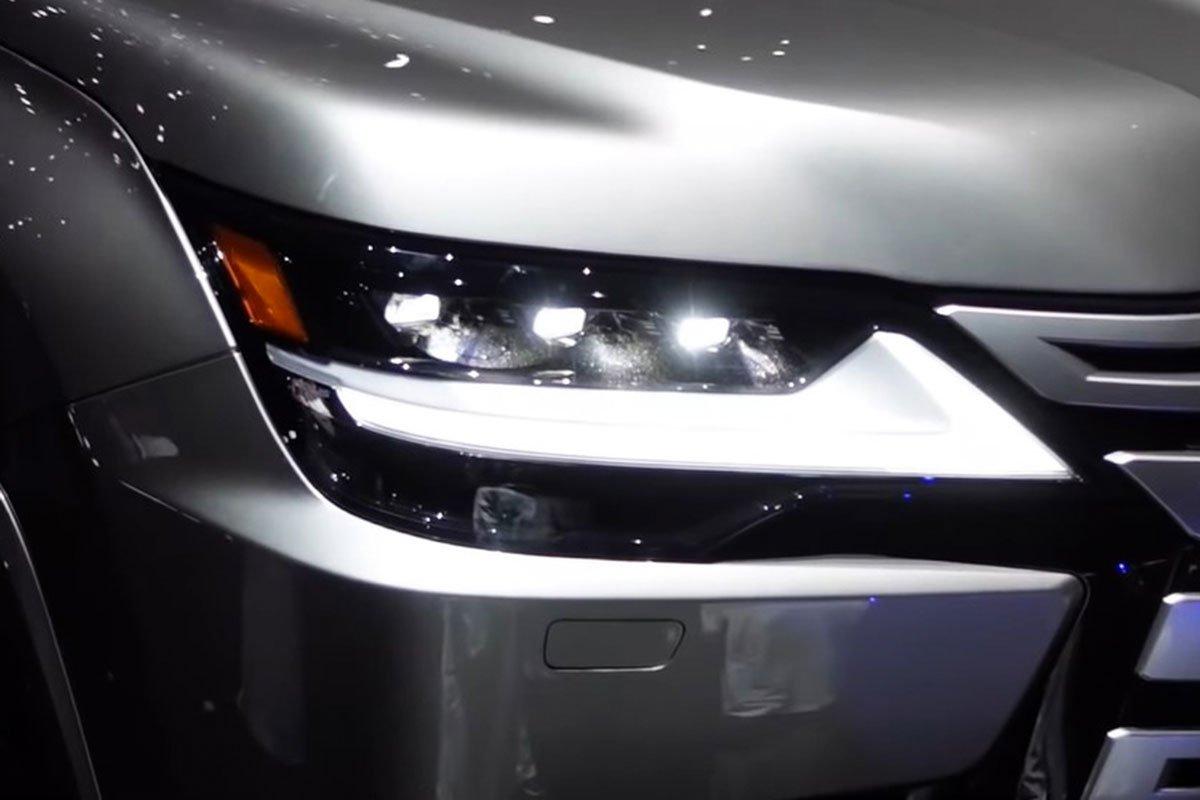 Ảnh thực tế Lexus LX600 2022 Thay đổi xứng tầm, sẽ về Việt Nam trong năm tới a2