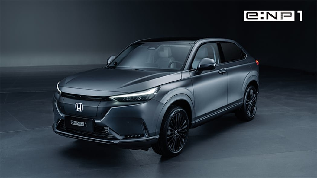 Honda e:NP1.