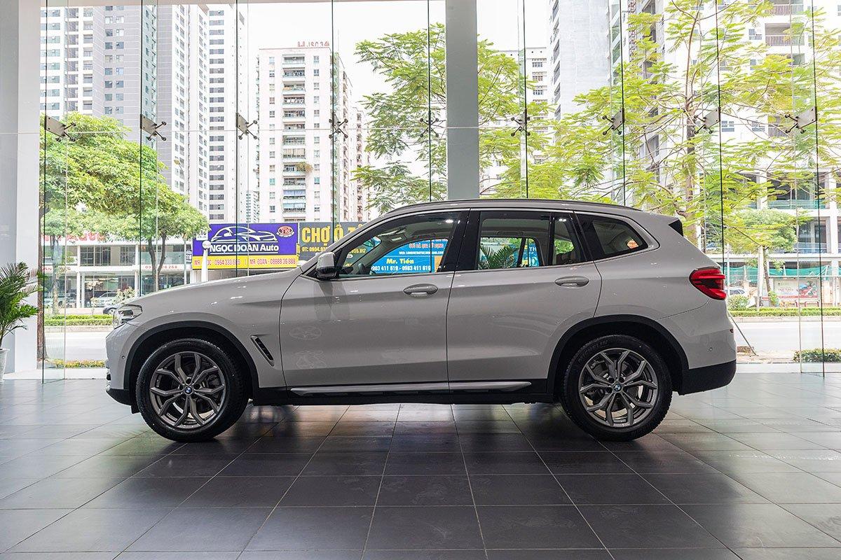 Những lưu ý khi mua xe BMW X3 cũ 1