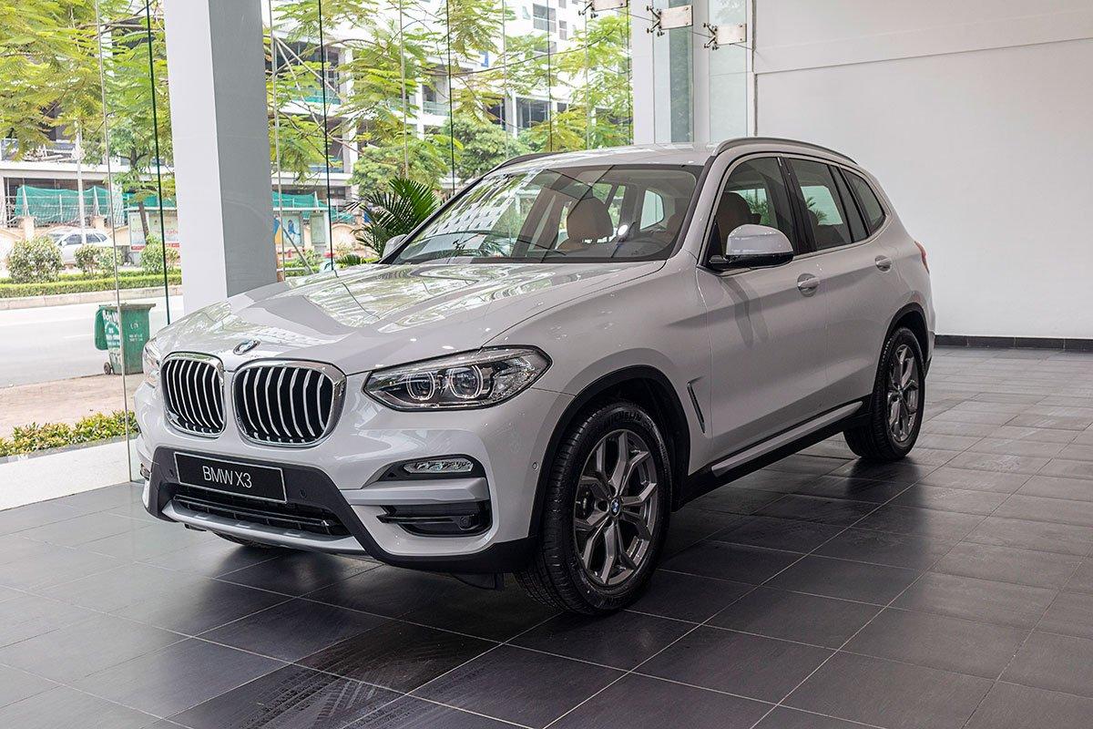 Thông tin giới thiệu xe BMW X3 1