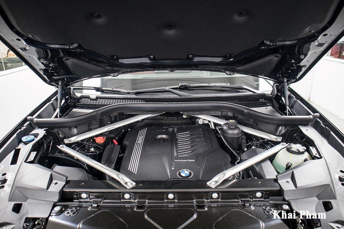 Động cơ BMW X6  1