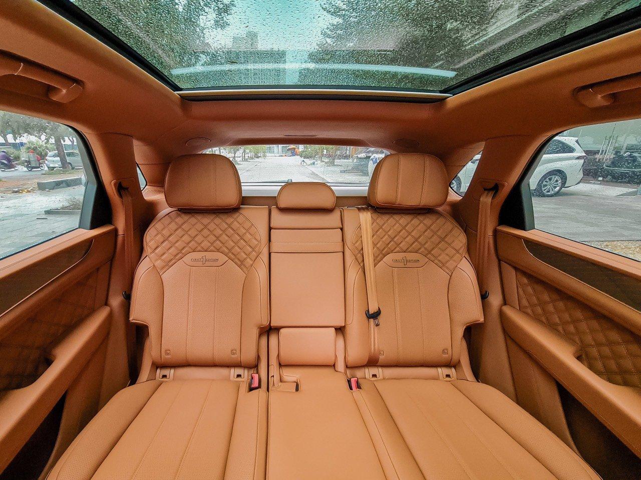 Bentley Bentayga2.