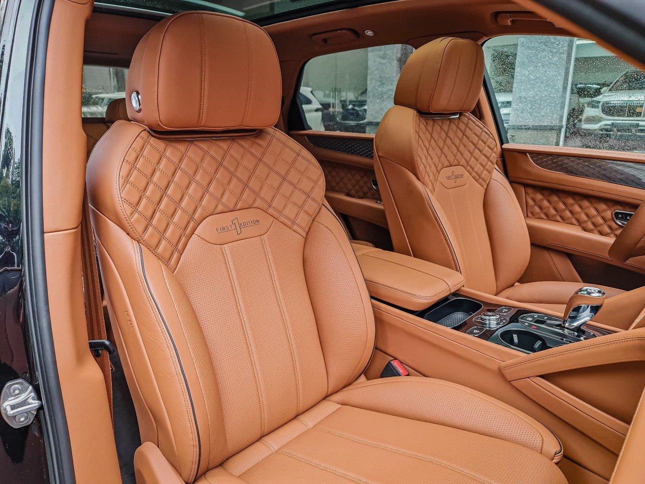 Bentley Bentayga3.