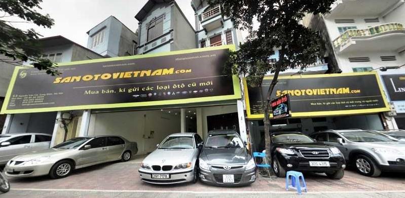 Sàn ôtô Việt Nam (2)
