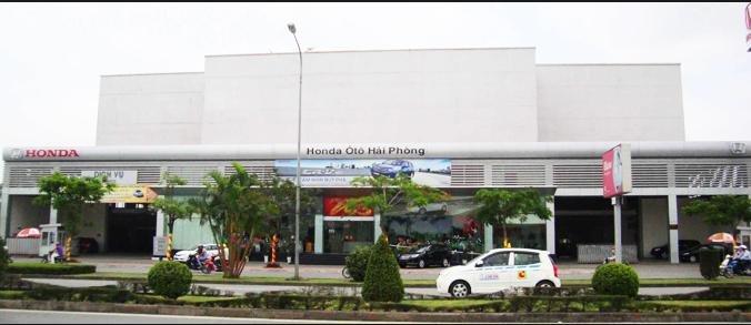 Honda Ô tô Hải Phòng (2)