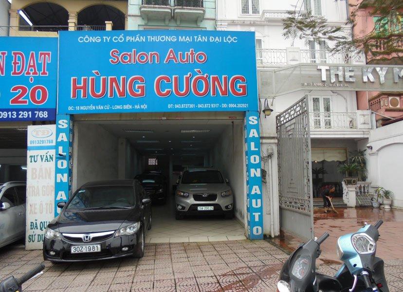Hùng Cường Auto