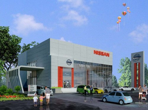 Nissan Miền Tây