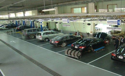 Toyota Giải Phóng - CN Pháp Vân