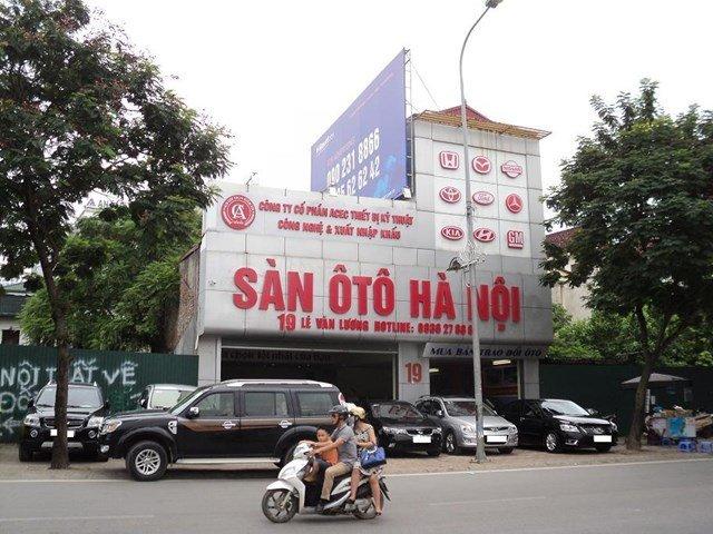 Sàn ô tô Hà Nội (2)