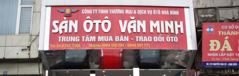 Sàn Ô Tô Văn Minh (1)