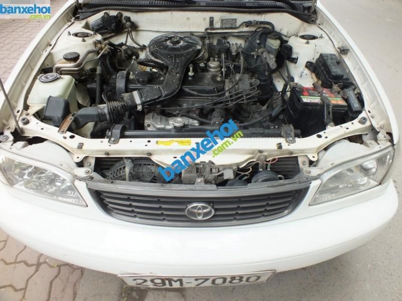 Xe Toyota Corolla XLE 2002-4