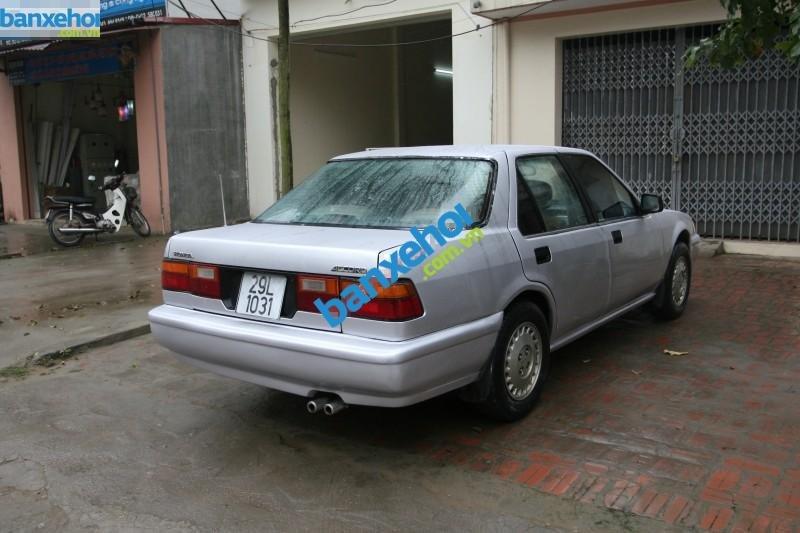 Xe Honda Accord Trước 1990-3