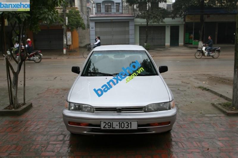 Xe Honda Accord Trước 1990-0