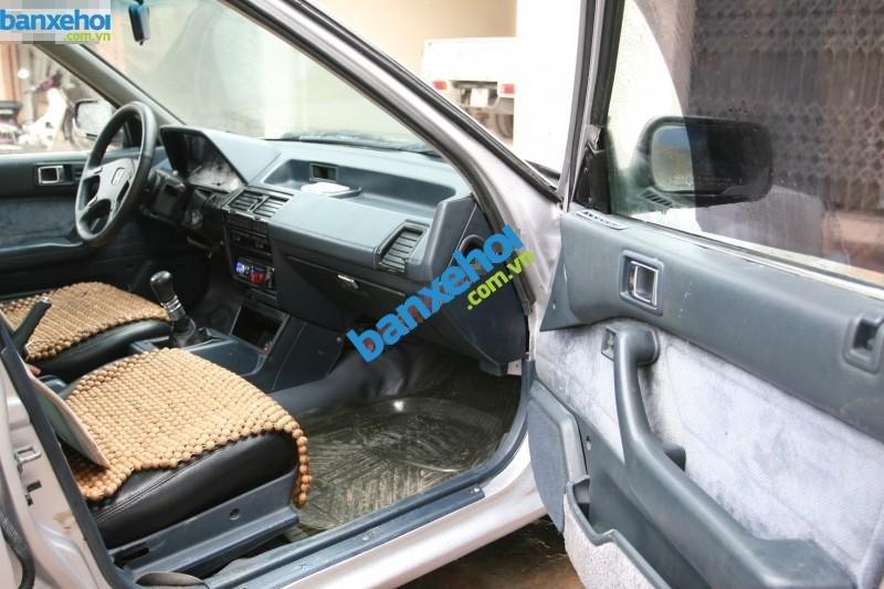 Xe Honda Accord Trước 1990-9