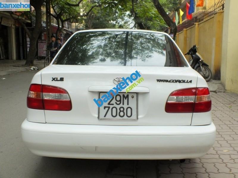 Xe Toyota Corolla XLE 2002-3