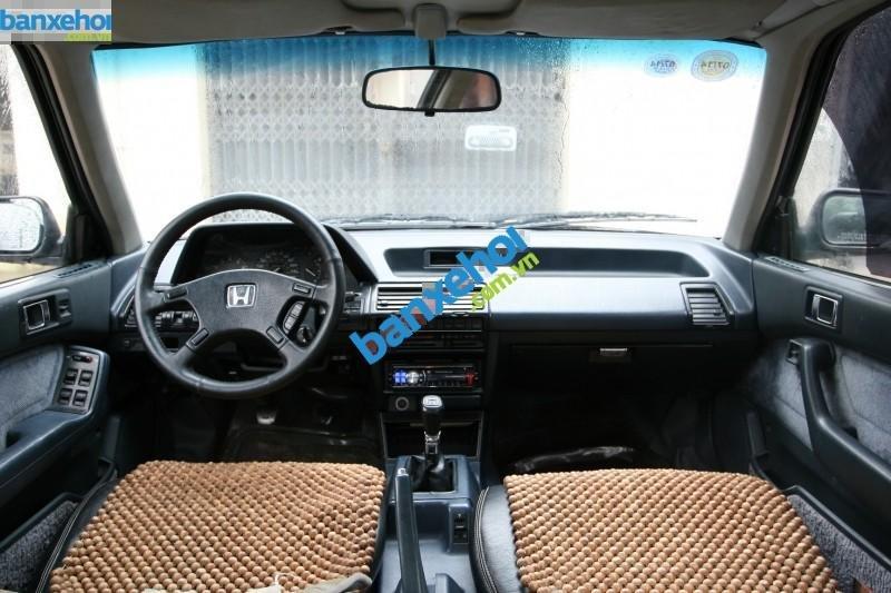 Xe Honda Accord Trước 1990-6