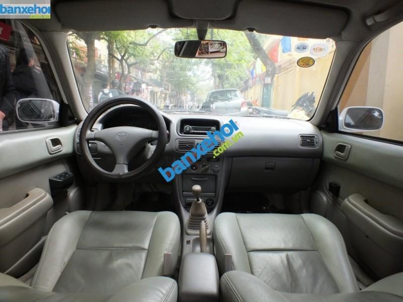 Xe Toyota Corolla XLE 2002-7