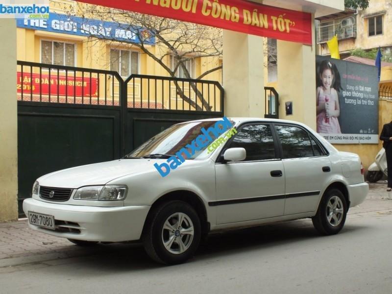 Xe Toyota Corolla XLE 2002-1