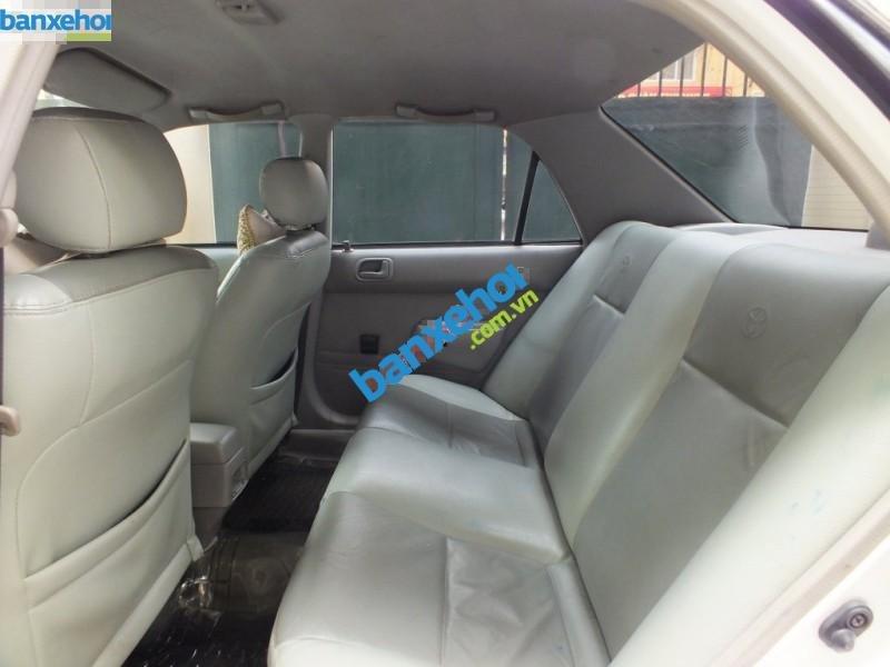 Xe Toyota Corolla XLE 2002-9