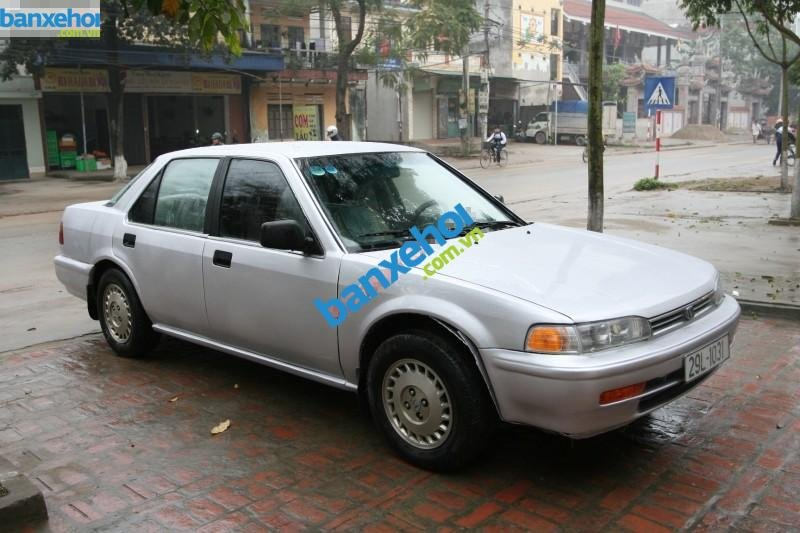 Xe Honda Accord Trước 1990-2
