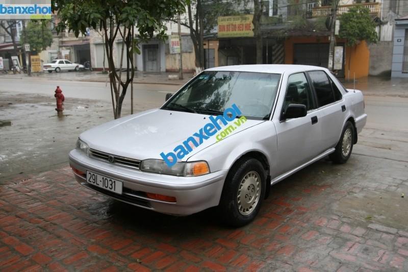 Xe Honda Accord Trước 1990-1
