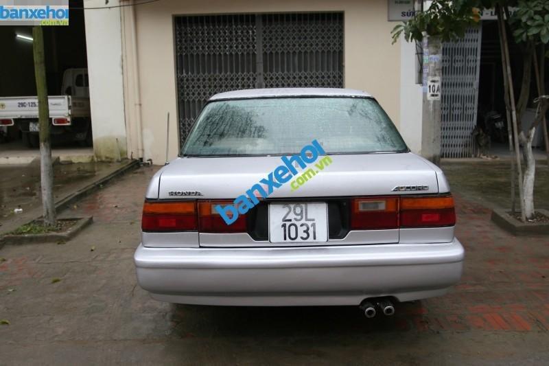 Xe Honda Accord Trước 1990-5
