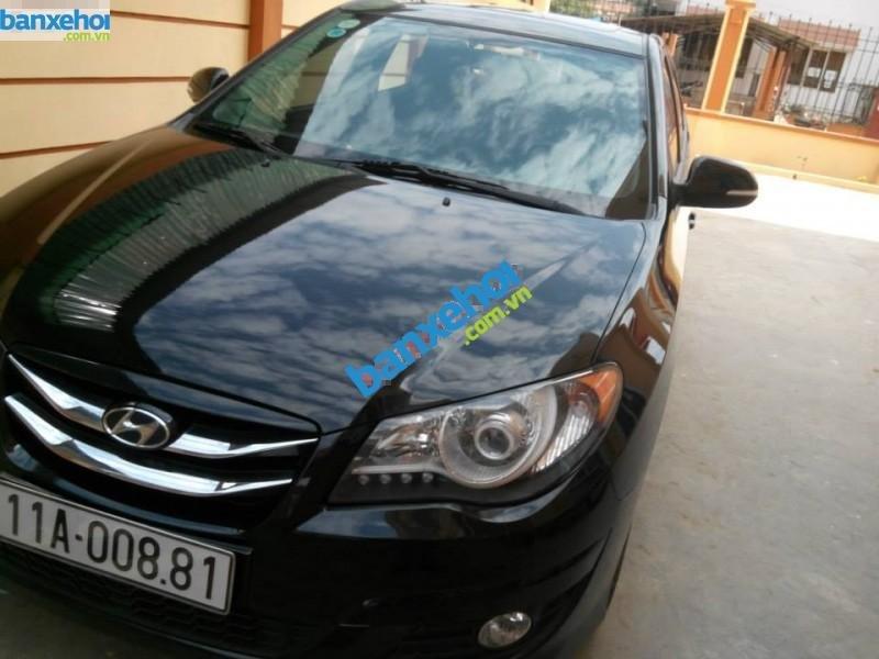 Xe Hyundai Avante  2011-3