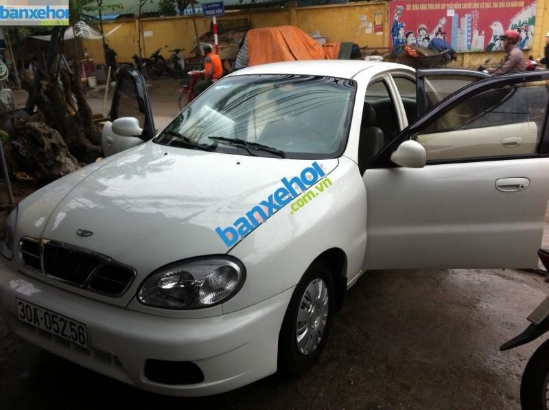 Xe Daewoo Lanos  2005-8