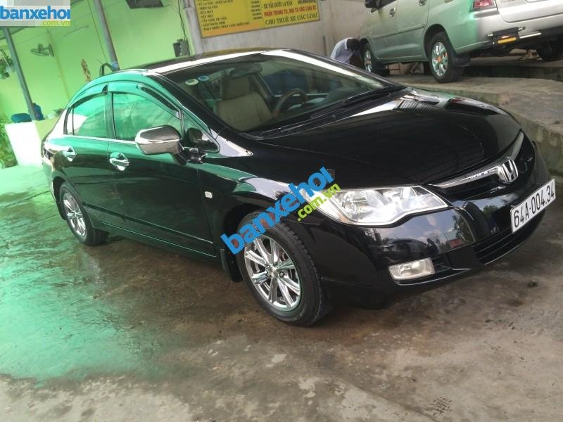 Xe Honda Civic 1.8 MT 2007-1