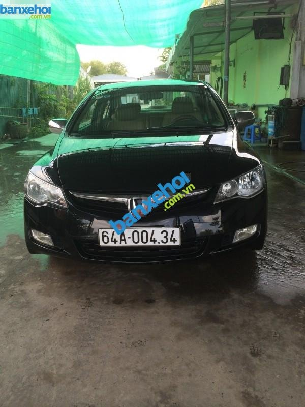 Xe Honda Civic 1.8 MT 2007-0