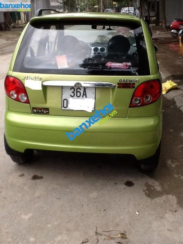 Xe Daewoo Matiz  2005-1
