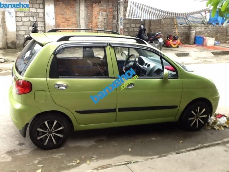 Xe Daewoo Matiz  2005-3