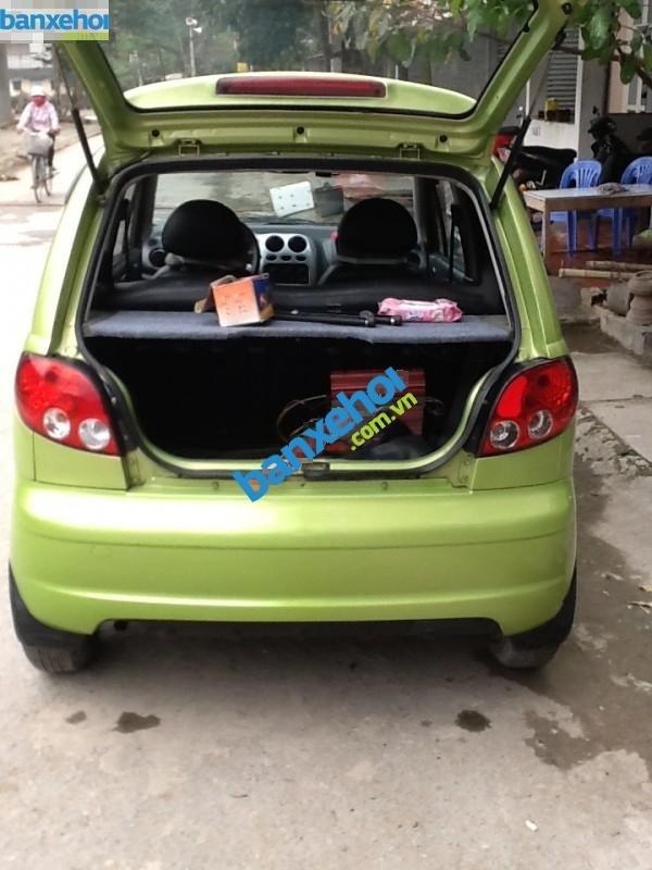 Xe Daewoo Matiz  2005-4