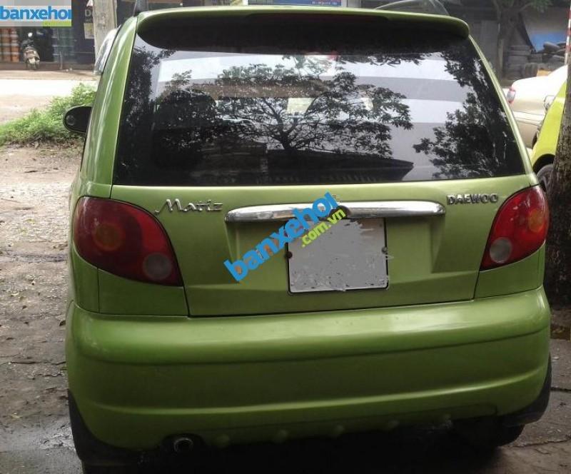 Xe Daewoo Matiz SE 2007-1