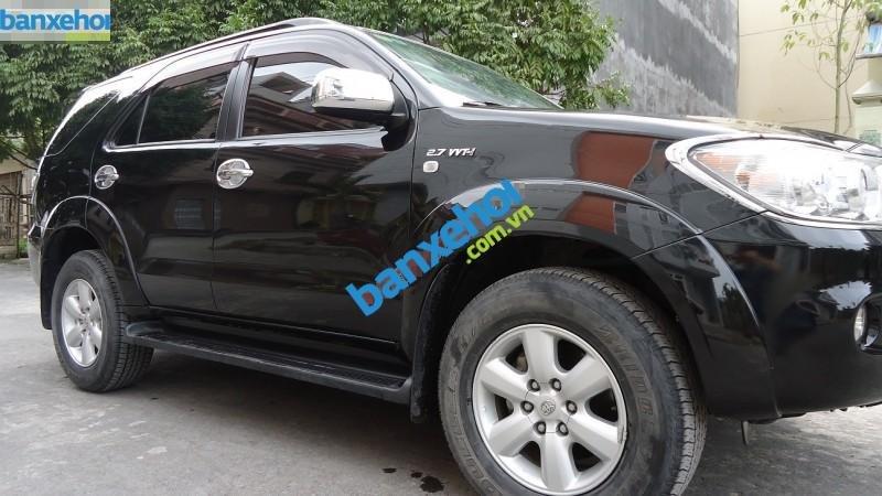 Xe Toyota Fortuner 2.7 V 2010-4