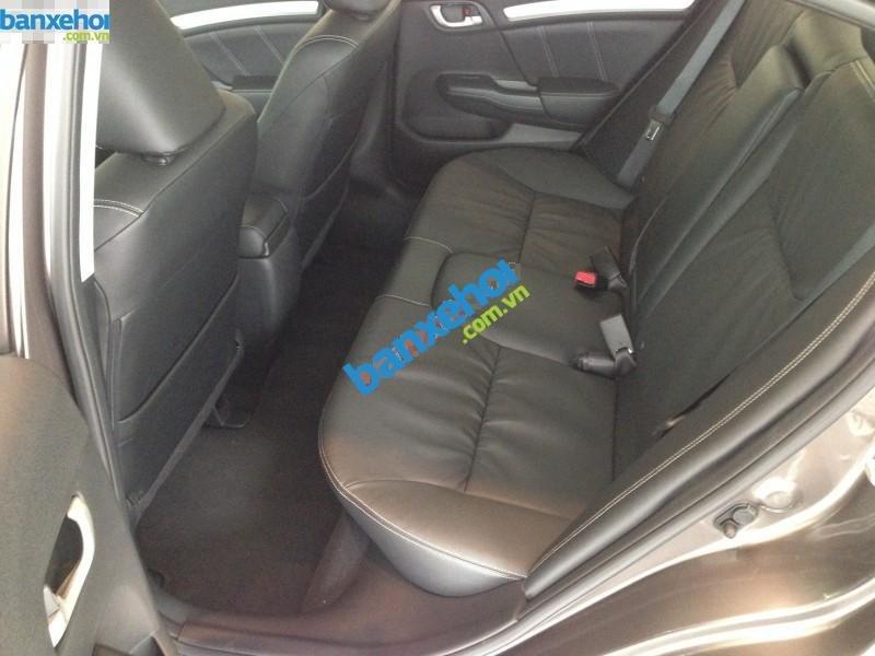 Xe Honda Civic 2.0L AT 2014-4