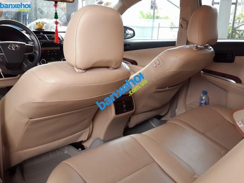 Xe Toyota Camry 2.5G 2012-5