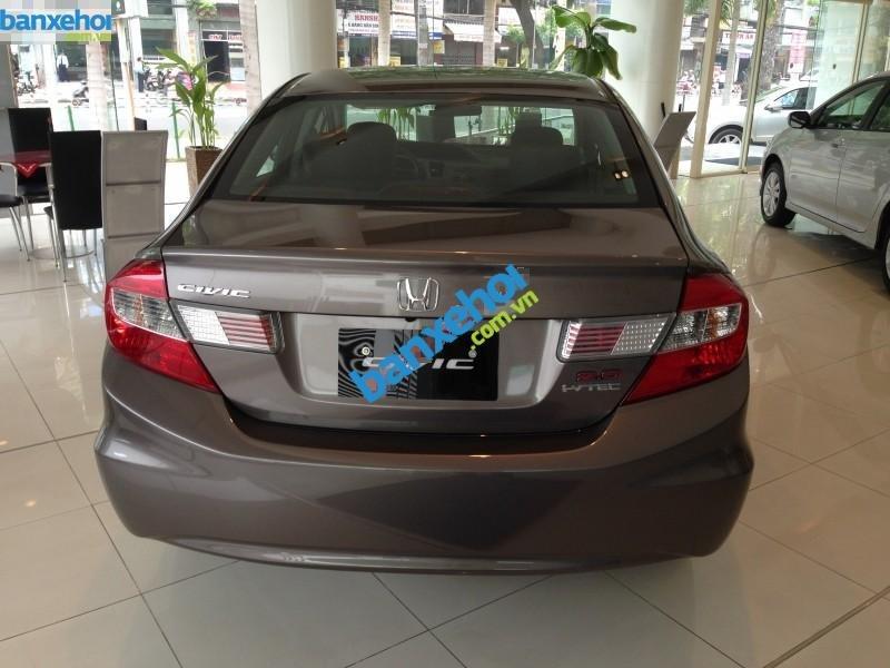 Xe Honda Civic 2.0L AT 2014-1