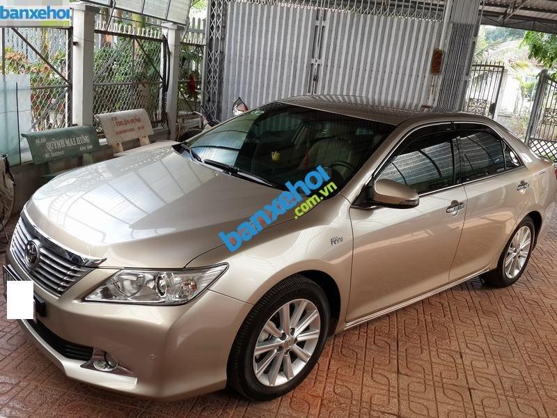 Xe Toyota Camry 2.5G 2012-0