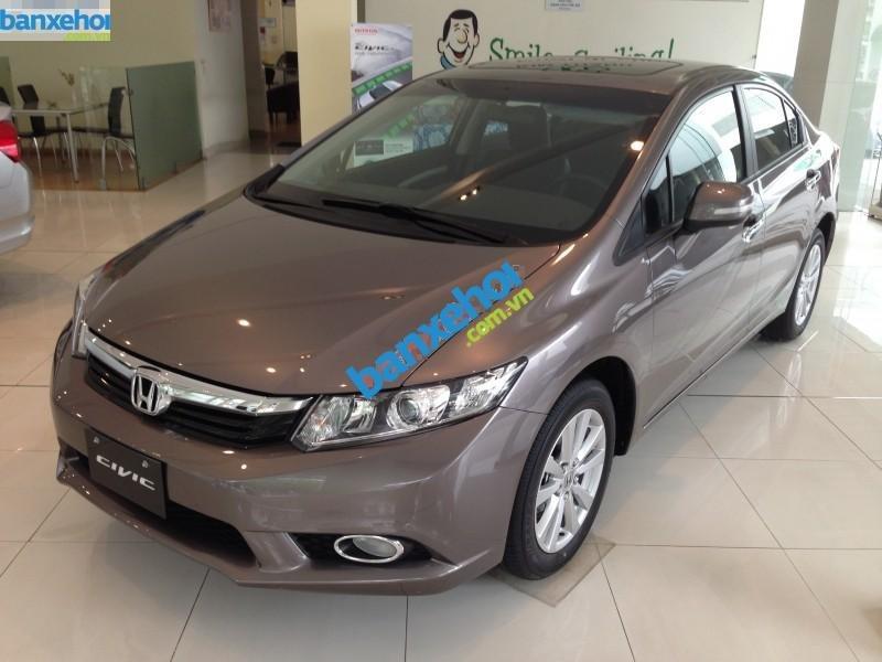 Xe Honda Civic 2.0L AT 2014-0