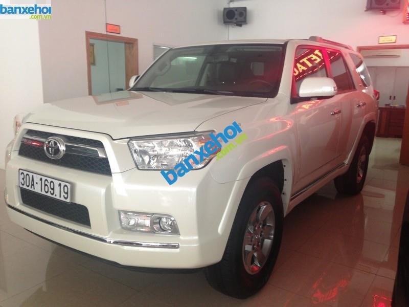 Xe Toyota 4 Runner  2012-1