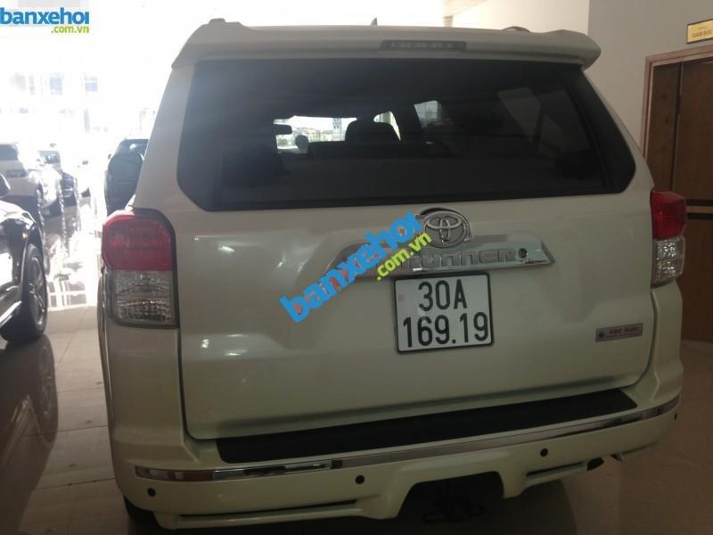 Xe Toyota 4 Runner  2012-7