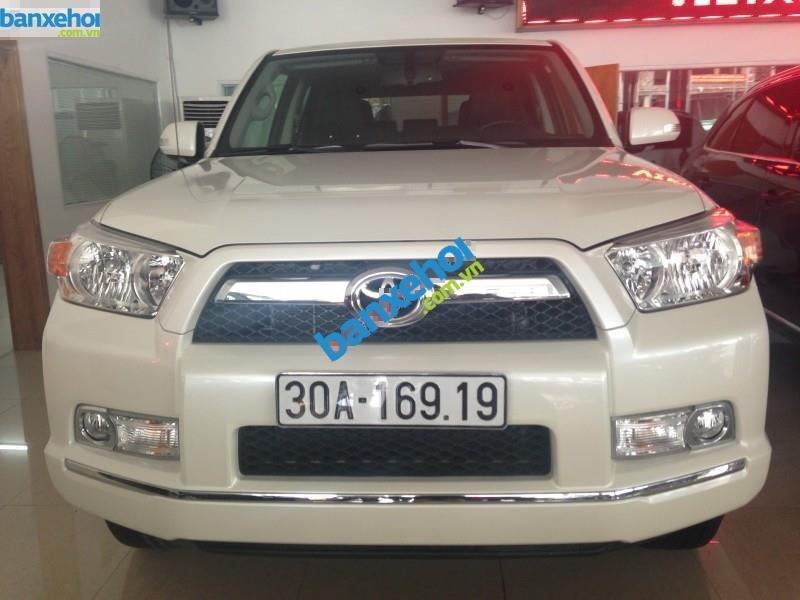 Xe Toyota 4 Runner  2012-0